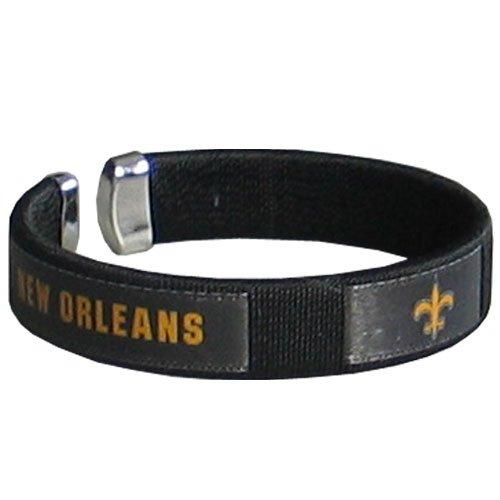 Siskiyou NFL New Orleans Saints Fan Band Armband