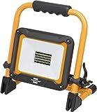 Brennenstuhl 1171250333 Mobiler LED Strahler JARO 3000 M, 2930lm, 30W, IP65, 30 W, gelb