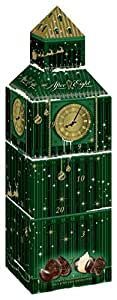 Nestlé After Eight Adventskalender, Feine Minzschokolade, 1er pack (185g – 24 Pralinen)
