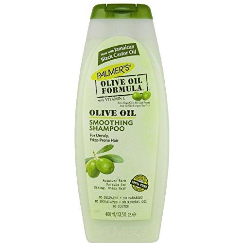 Formule Huile d'olive de Palmer Lissage Shampooing Avec Vitamine E-400 ml (6 Pack)