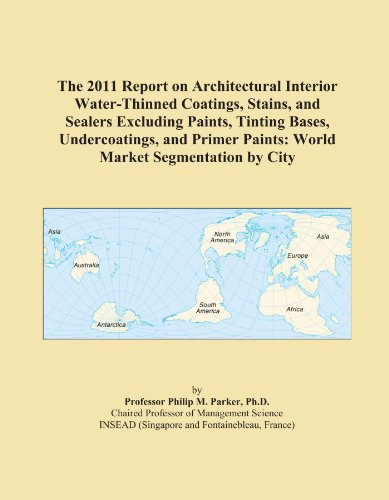 the-2011-report-on-architectural-interior-water-thinned-coatings-stains-and-sealers-excluding-paints
