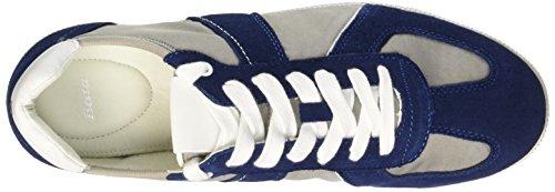 BATA 8499653, Chaussures Basses Homme Bleu (Blu)