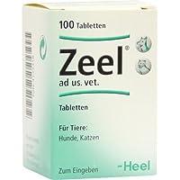 ZEEL Tabletten f.Hunde/Katzen 100 St