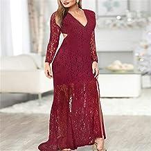 BABIFIS Vestido de Maternidad, Europa de los Estados Unidos, otoño e Invierno para niñas
