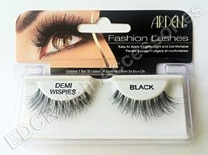 Best Quality** Ardell Fashion Eye Lashes 100% Human Hair** Demi Wispies** Best Seller