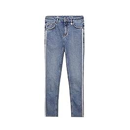 Motivi : Jeans Skinny con Strass iridescenti (Italian Size)