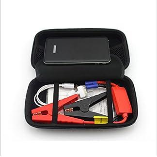 411vf6Jz8AL. SS324  - La batería multifuncional del arrancador del salto de la energía del comienzo de emergencia del coche toma la energía móvil del coche del tesoro eléctrico