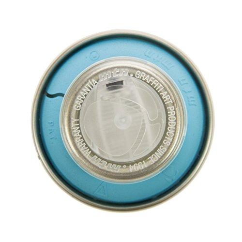 Spray Paint Light (MTN Water Based Spray Paint 100 Phthalo Blue Light)