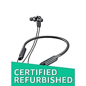 (Renewed) Samsung Original EO-BG950CBEGIN Bluetooth Wireless in-Ear Flexible Headphones with Microphone (Black)