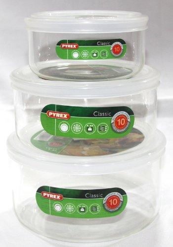 pyrex-set-of-3-round-dishes-with-plastic-lids-12cm-05l-15cm-11l-16cm-16l