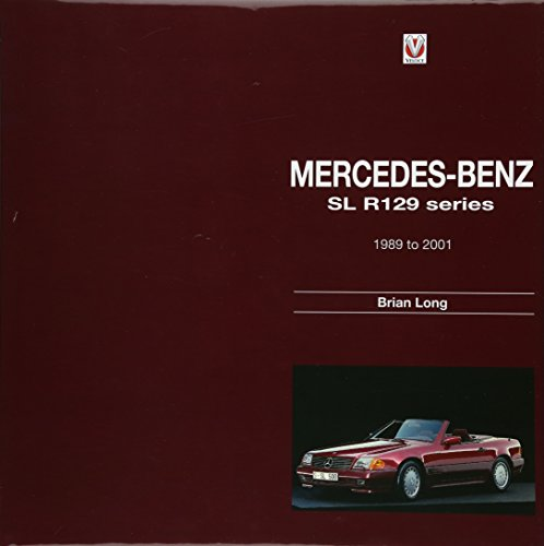 Mercedes-Benz SL: R129-Series 1989 to 2001 por Brian Long