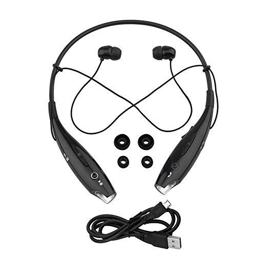 Stereo Headset Nackenbügel Wireless HandFree Sport Stereo Headset Kopfhörer für Mobiltelefon (Stereo Handfree)
