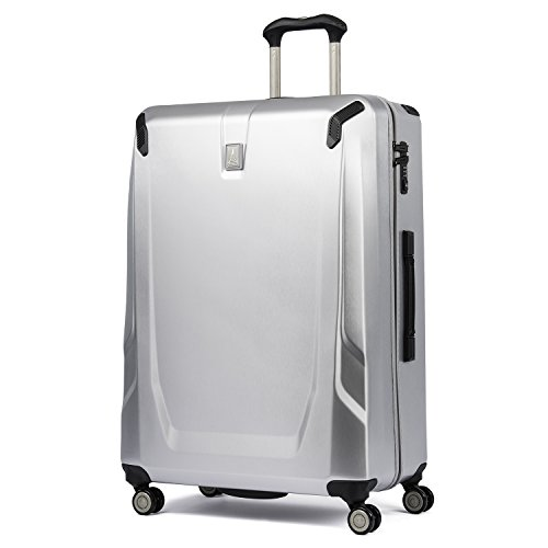"""Travelpro Crew 11 29"""" Hardside Spinner, Silver"""