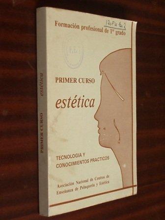 ESTÉTICA - PROGRAMA DE TECNOLOGÍA - PRIMER CURSO - Formación profesional de 1er grado