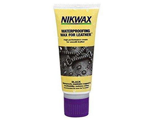 Preisvergleich Produktbild Nikwax Abdichtung wax-leather schwarz 60ml