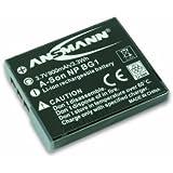 Ansmann Batterie pour Appareil Photo / Caméscope A-Son NP BG1 3.7V 900 mAh
