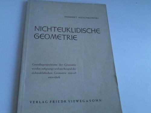 Nichteuklidische Geometrie. Grundlagenprobleme der Geometrie werden aufgezeigt und am Beispiel der nichteuklidischen Geometrie reizvoll entwickelt