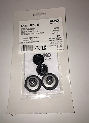 Price comparison product image AL-KO Friction pad kit AKS 2000 2004 3004 (Alko part number 1220755)