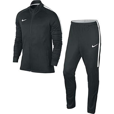 Nike M Dry Trk Suit Acdmy K - Chándal para hombre, color verde, talla M
