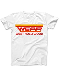 Hollywood As Worn By Freddie T-Shirt 100% Coton