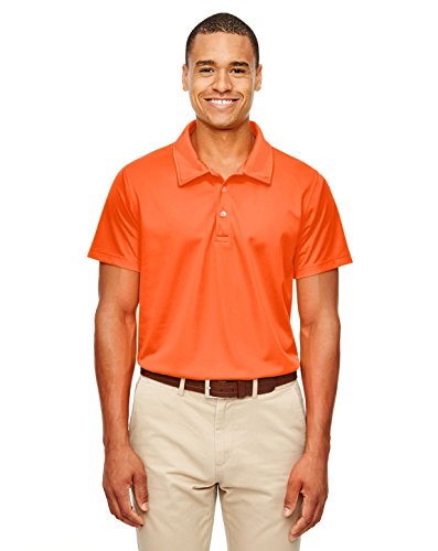 Team Herren Poloshirt XS SPORT ORANGE