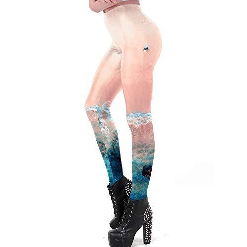 Velours-cargo Pocket-hosen (UFACE Print Leggings Damen Sport Gym Yoga Hosen,Sale,Workout Fitness Lounge Hoher Bund Sporthose Blickdicht Super hohe Qualität Pants)