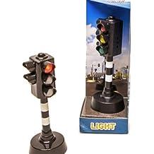 Juguetes 570011 - semáforos de lujo con luz y sonido