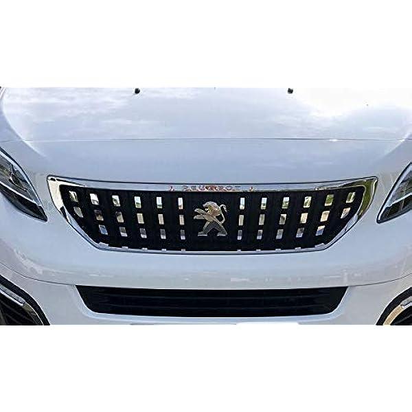 Mxspirit Aufkleber Covering Super Chrom Für Peugeot Expert 2016 2020 Hohe Widerstandsfähigkeit 2 Sticker Gratis Marketplace Avenue Auto