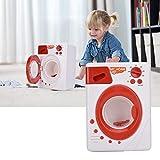 Boquite Gioco della Famiglia, Finta apparecchio Giocattoli educativi Regali Mini Giocattolo(Lavatrice)