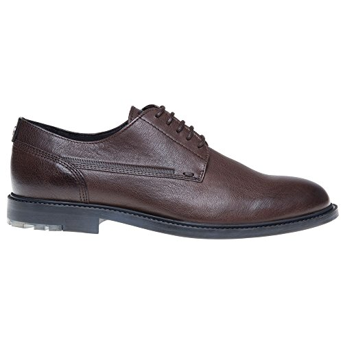 Boss Orange Cultroot Derby Homme Chaussures Marron brown
