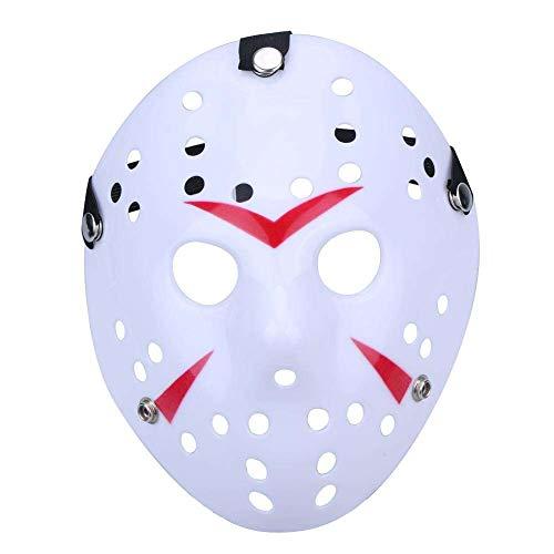 Boolavard Horror Disfraz Halloween Máscara Hockey