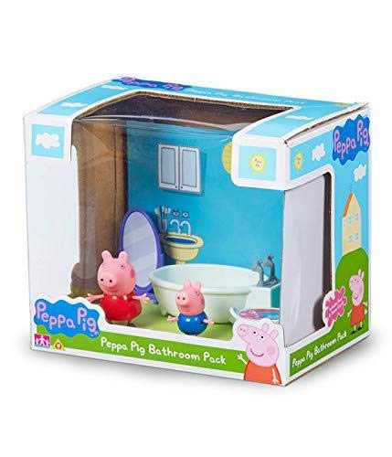 Peppa Pig Pack Scene bath set