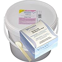 Natürliches Set für Rheuma Behandlung: Gebrauchsfertige SIVASH-Heilerde (Soleschlick) 1 kg + Spatel + naturbelassenes... preisvergleich bei billige-tabletten.eu