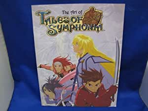 Artbook The Art Of Tales Of Symphonia