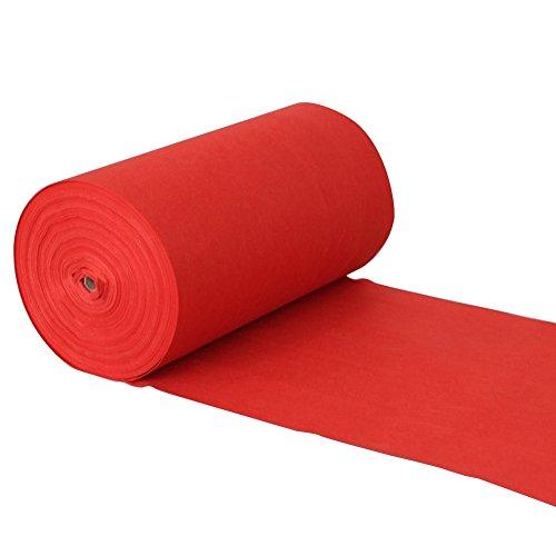 ter Wegwerfwolldecken-Rollen-Feier-Teppich-Läufer, Stärke 2mm ()