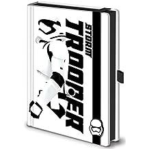 """Cuaderno de notas Premium DIN A5 Star Wars: Epidodio VII - The Force Awakens/ El Despertar de la Fuerza """"Stormtrooper"""""""
