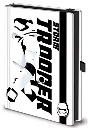 Star Wars Episode 7 Premium Notizbuch Stormtrooper ()