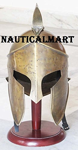 300Spartan Mittelalter King Leonidas Armor Helm von ()