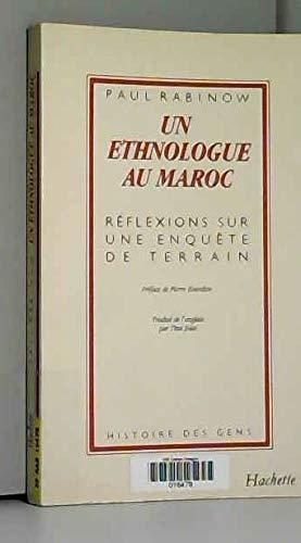 Un ethnologue au maroc par Rabinow-P