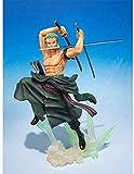 Sconosciuto Toy Statue One Piece Toy Model Collezione di Personaggi dei Cartoni Animati/Regalo Tre coltelli River Solon 20CM