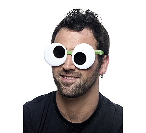 Limit Sport Sonnenbrille mit rollenden Augen, Einheitsgröße (CM947)
