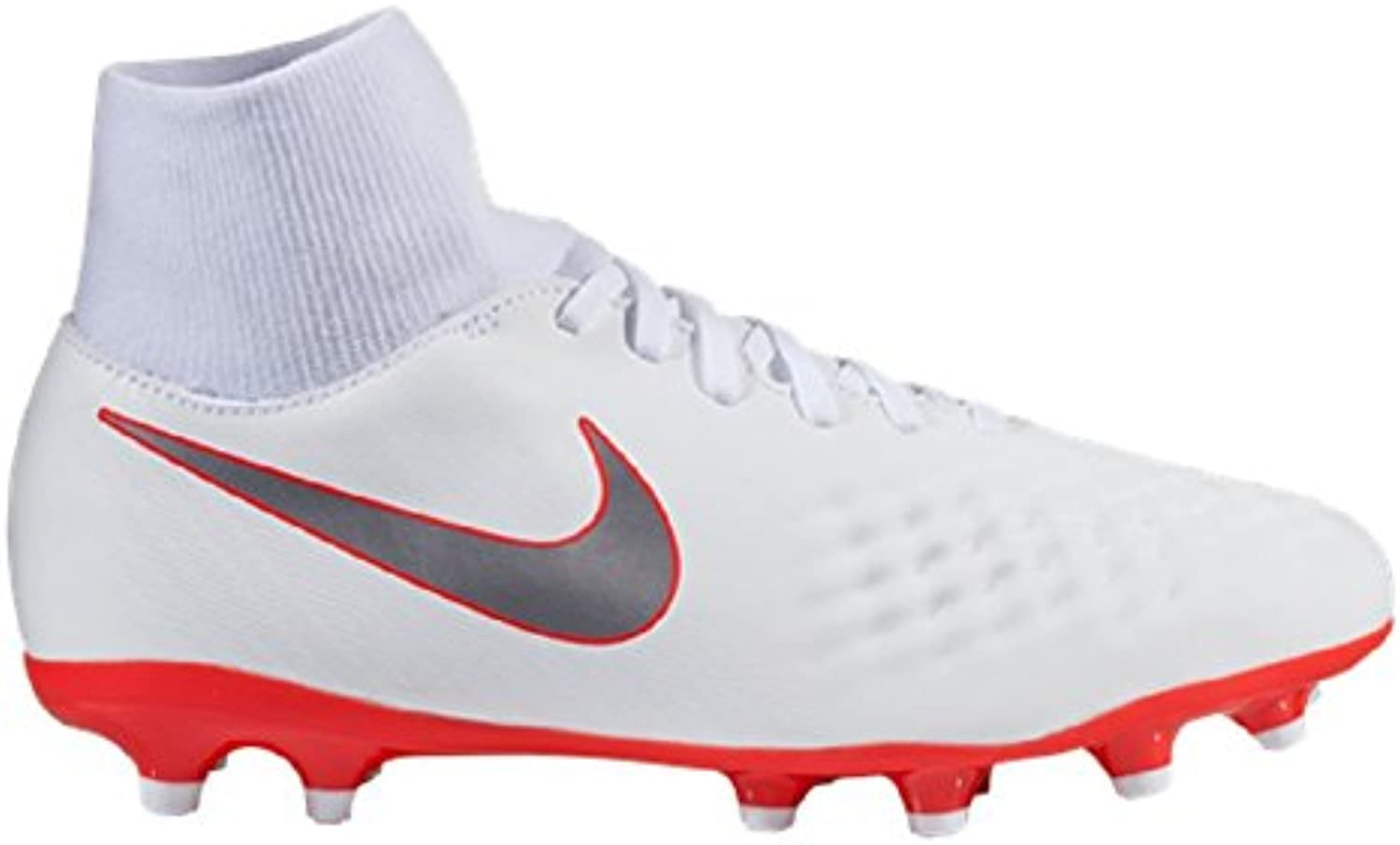 Nike Vapor Carbon Elite TD Mens Football Cleats (13.5  Red//yellow/White)