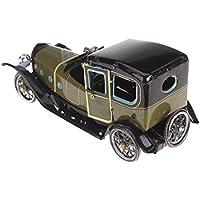 Jouet Mécanique Ancien Métal Chauffeur Driven Saloon Collection Cadeaux pour Enfants