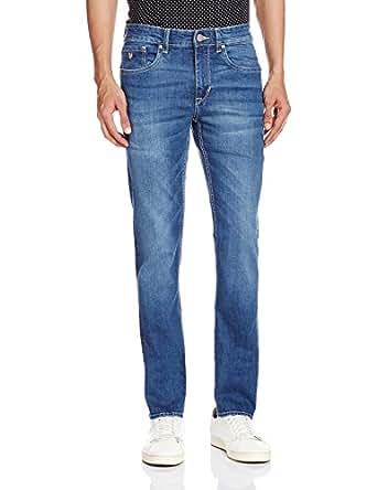 U.S. Polo Assn. Men's Skinny Jeans (8903952887069_USJC0109_30_Blue)