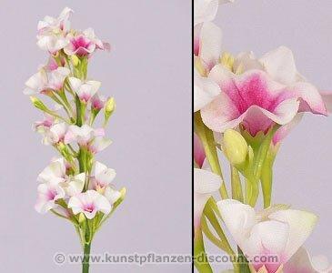 Flammenblume Phlox, Höhe 35cm, rosa - Kunsblumen künstliche Blumen Kunstpflanzen künstliche Pflanzen Blumen