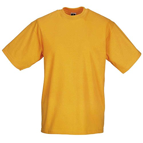 Russell CollectionHerren T-Shirt #N/A Gold - Pure Gold