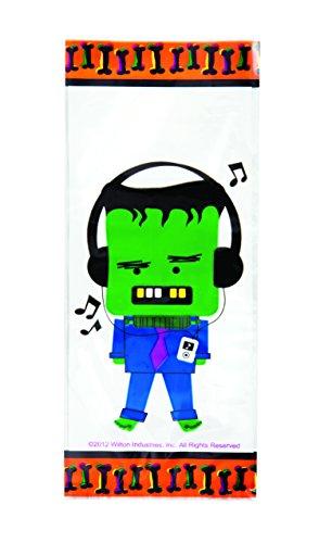 Wilton 20Spooky Pop geformte Party Tasche