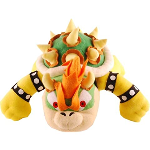 Super Mario Brothers : Bowser Plush - 10