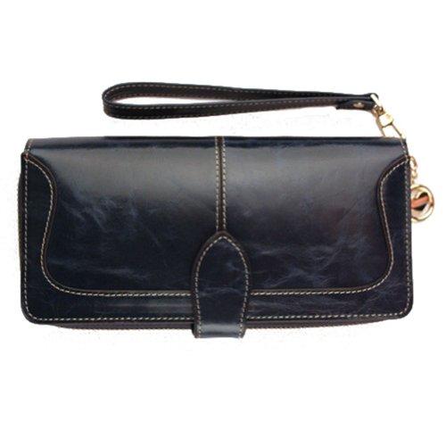 gogou-genuine-leather-ladies-wallets-vintage-wristlet-handbags-dark-blue