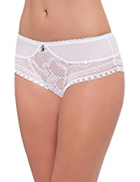 Barbara Imperiale White Shorty 180641-BL-001
